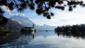 Dauercamping am Traunsee
