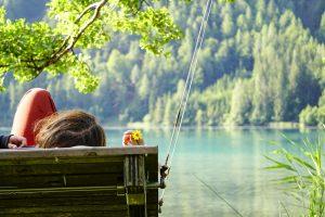 Dauercamping am Ossiacher See